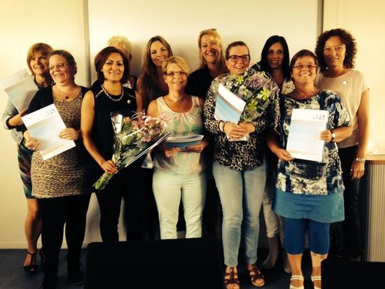 Diplomering cursisten Utrecht | SVOZ